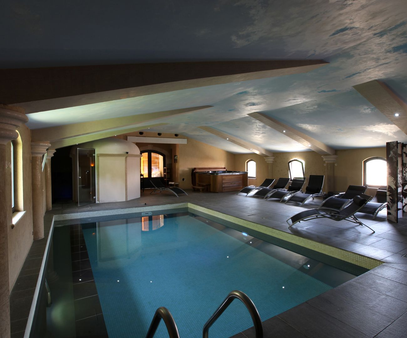 chambre d hote spa drome la demeure du mokuso spajacuzzi with chambre d hote spa drome awesome. Black Bedroom Furniture Sets. Home Design Ideas